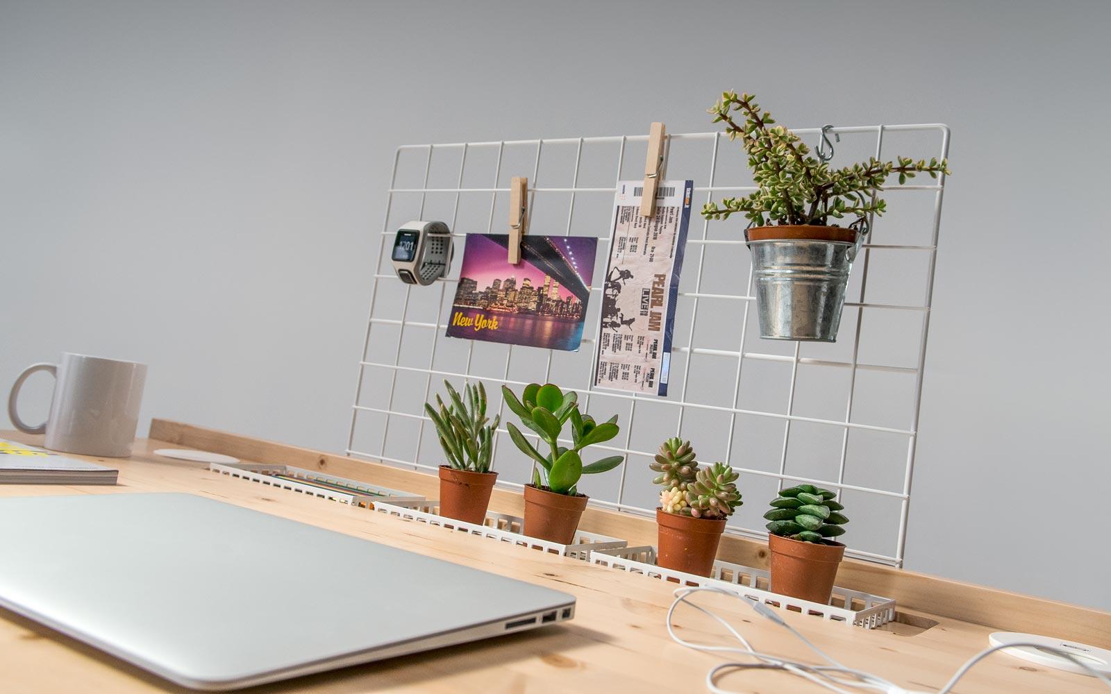 Standing desk - Piano in legno